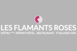 Les Flamants Roses Hôtel Canet en roussillon